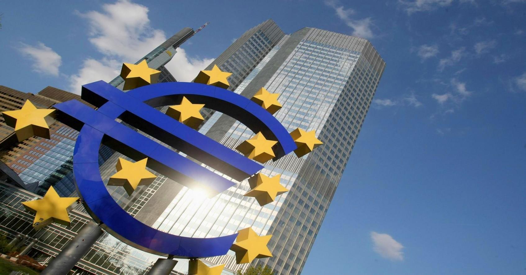 Euro-Logo-at-European-Central-Bank