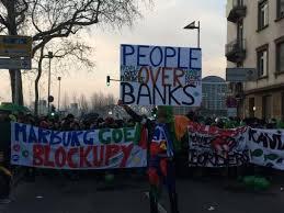 Riots Frankfurt