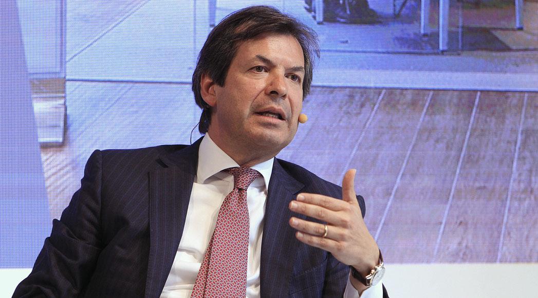Carlo Messina Intesa