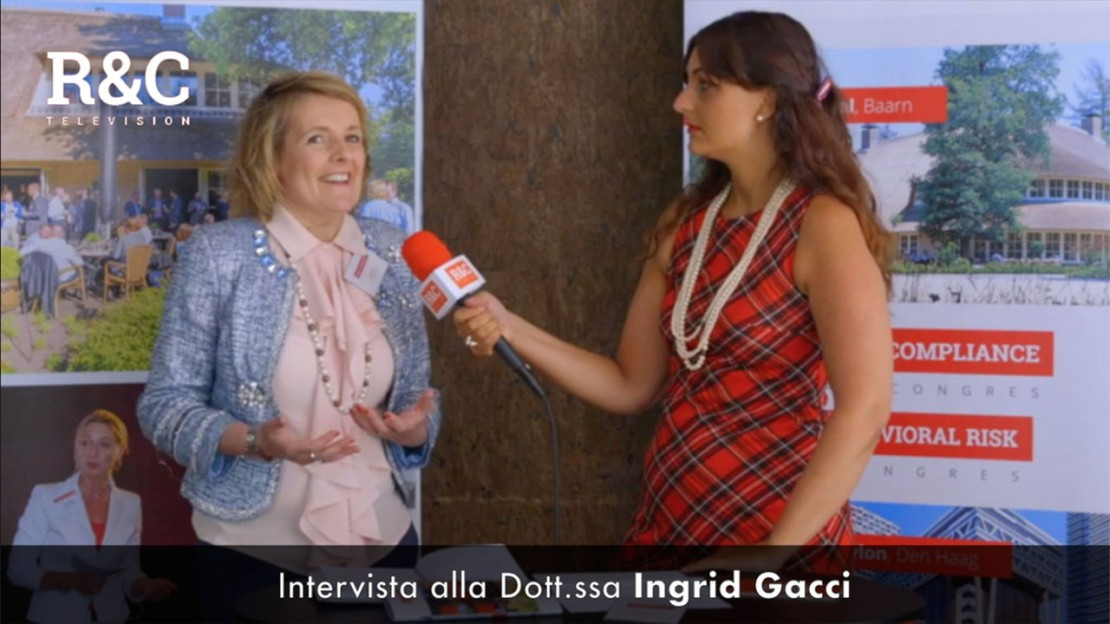 RC TV Intervista Video Ingrid Gacci 2017