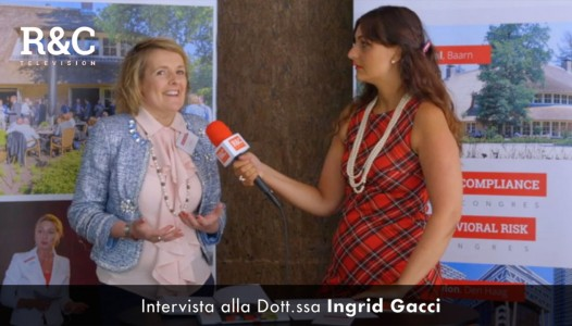 RC TV Intervista Video Ingrid Gacci 2017