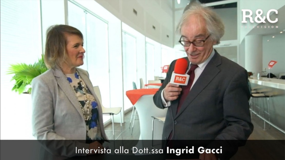 RC TV Intervista Video Ingrid Gacci 2018