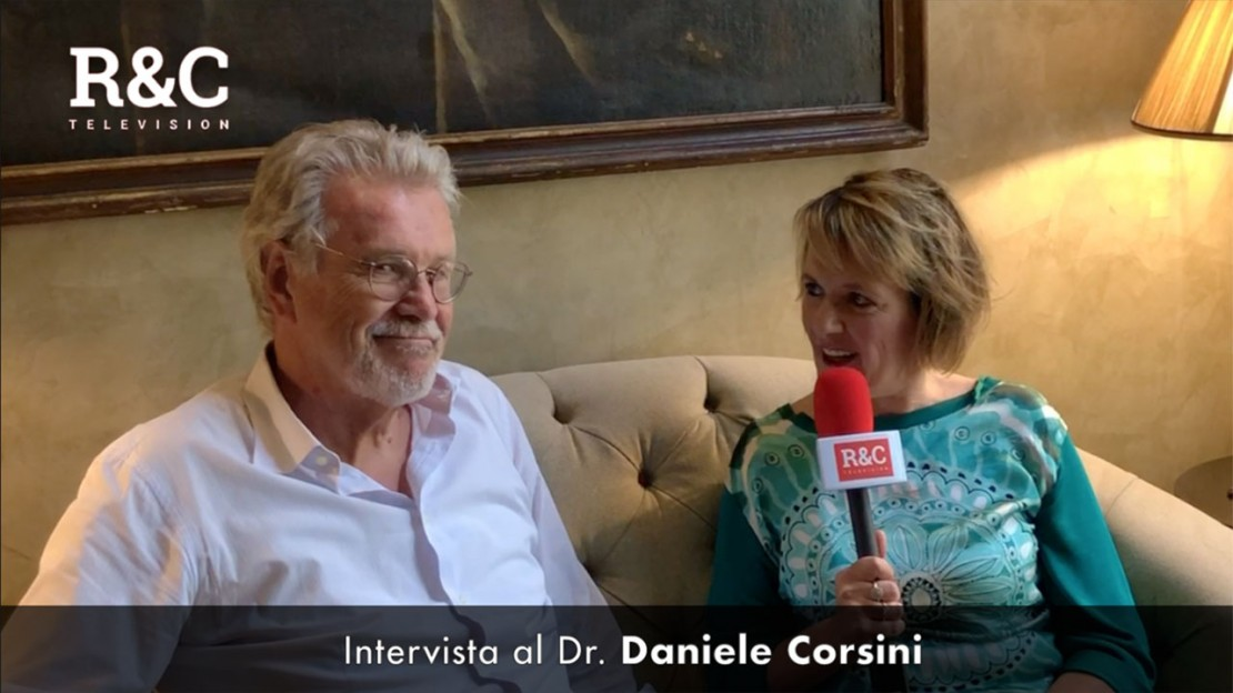 RC TV Intervista Video Daniele Corsini