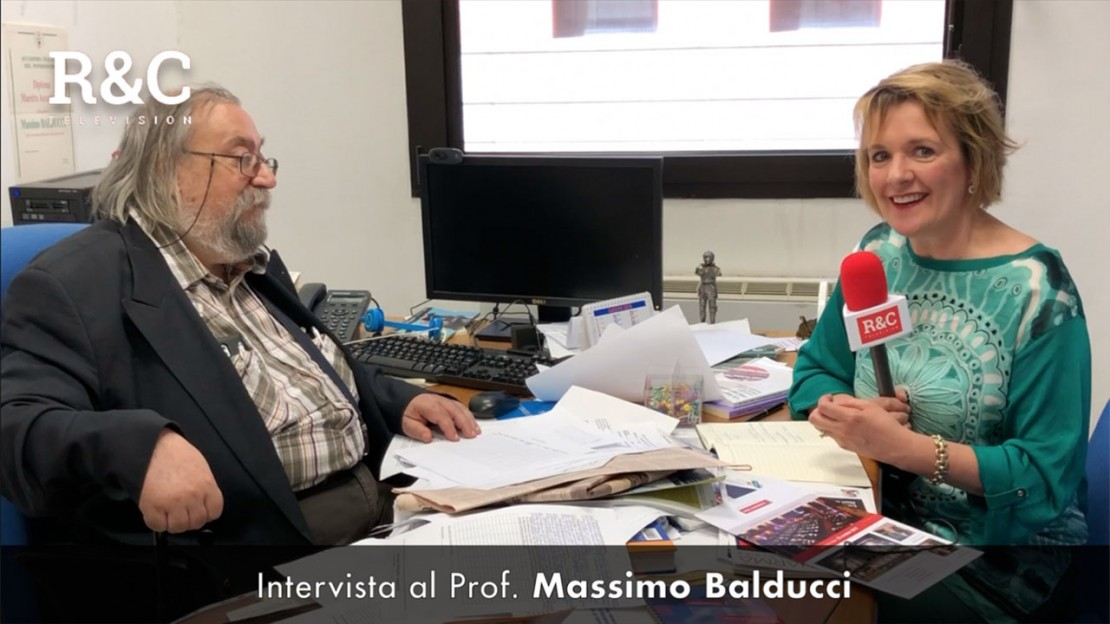 RC TV Intervista Video Massimo Balducci