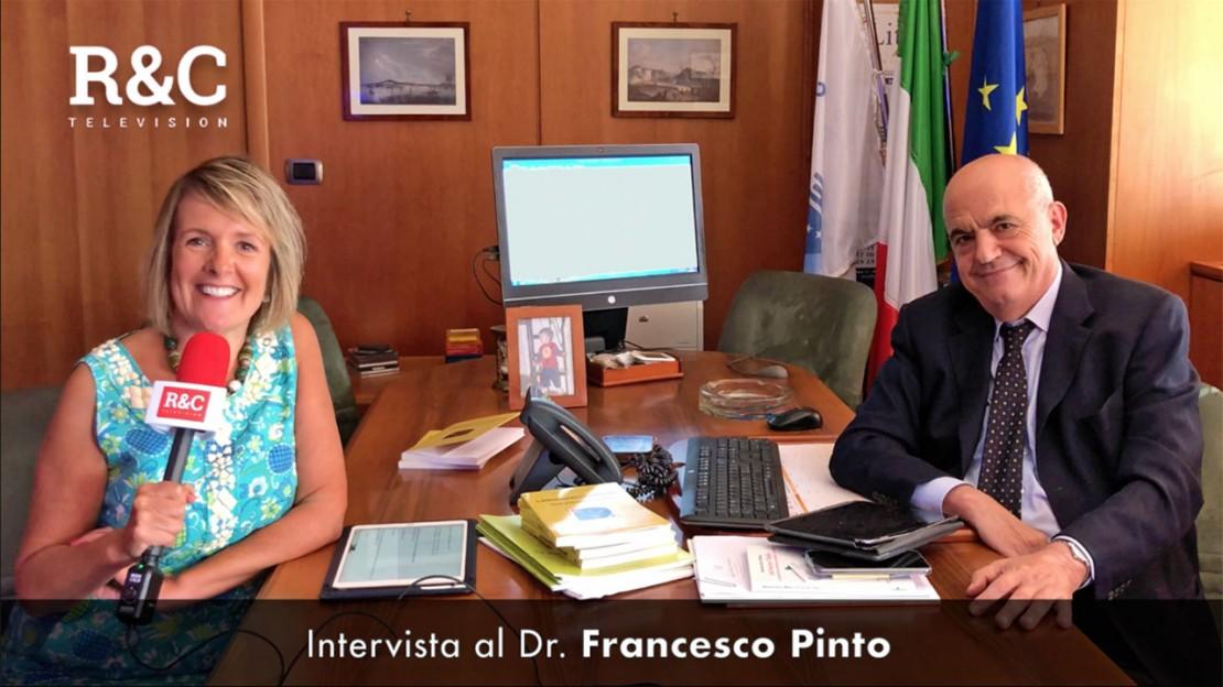 RC TV Intervista Video Francesco Pinto
