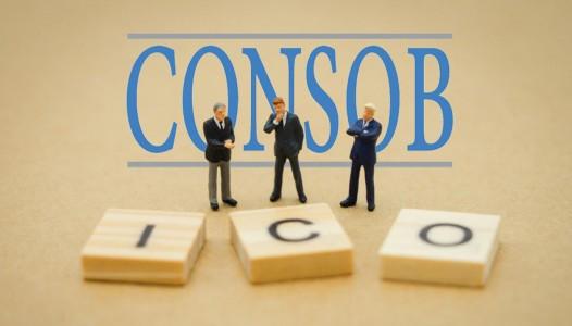 Consob ICO
