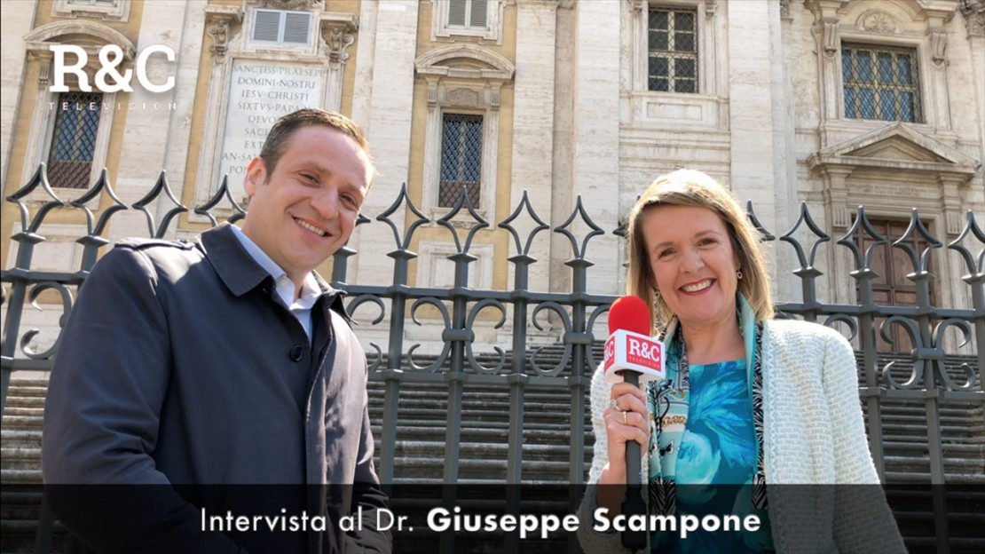 RC TV Intervista Video Giuseppe Scampone