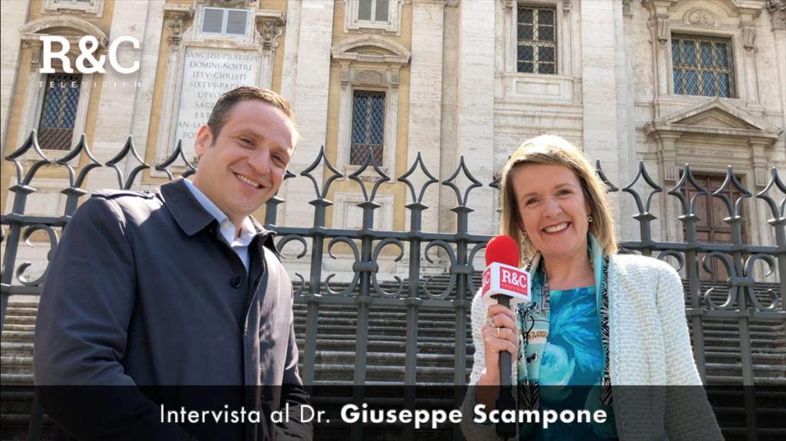 RC TV Intervista Video Giuseppe Scampone