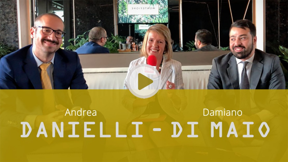 R&C Intervista Danielli Di Maio