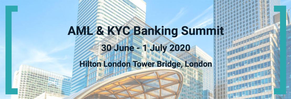 FIN TI AML KYC Banking Summit London