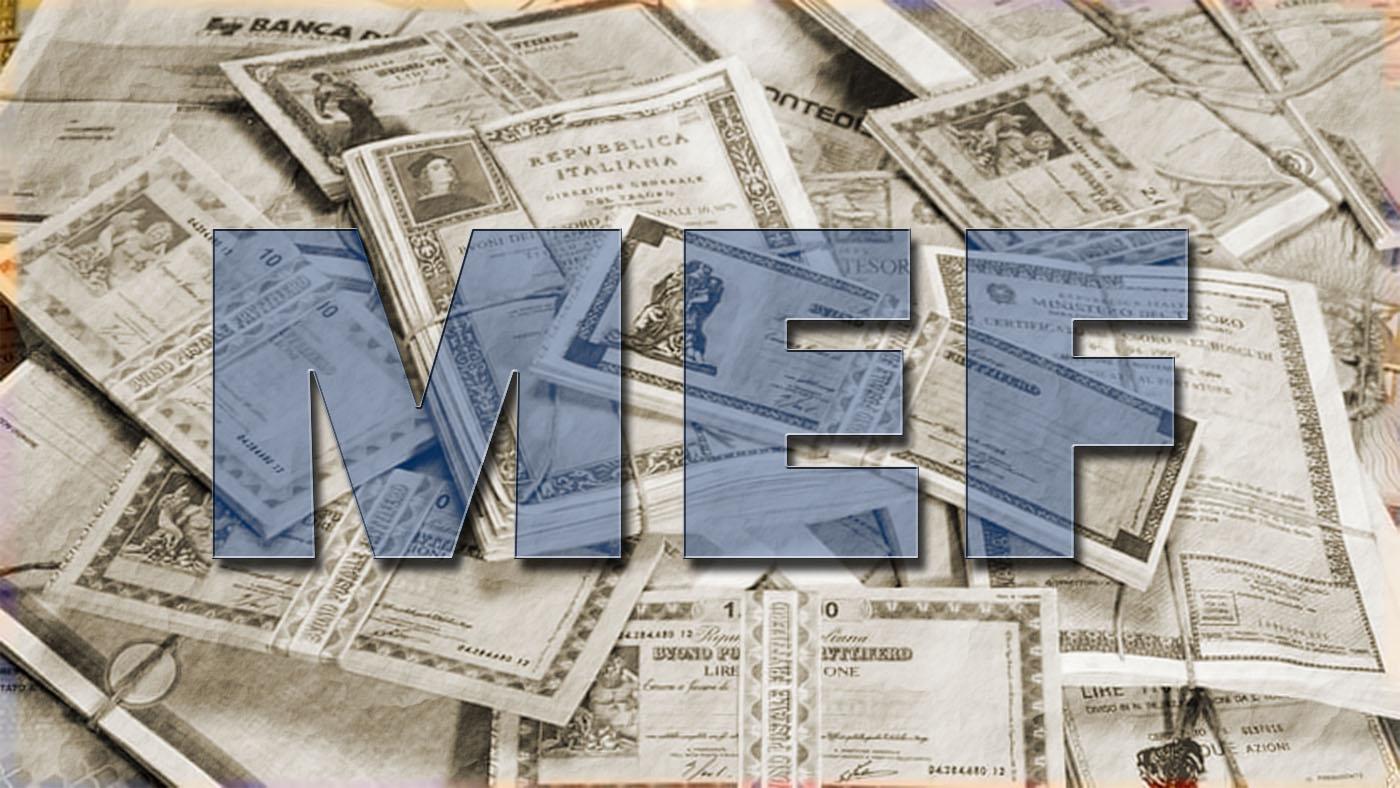 Titoli di Stato MEF
