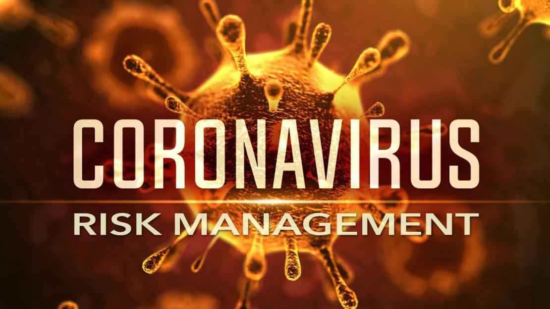 coronavirus risk management