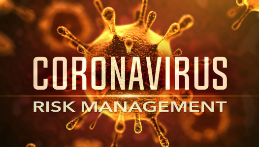 coronavirus risk management