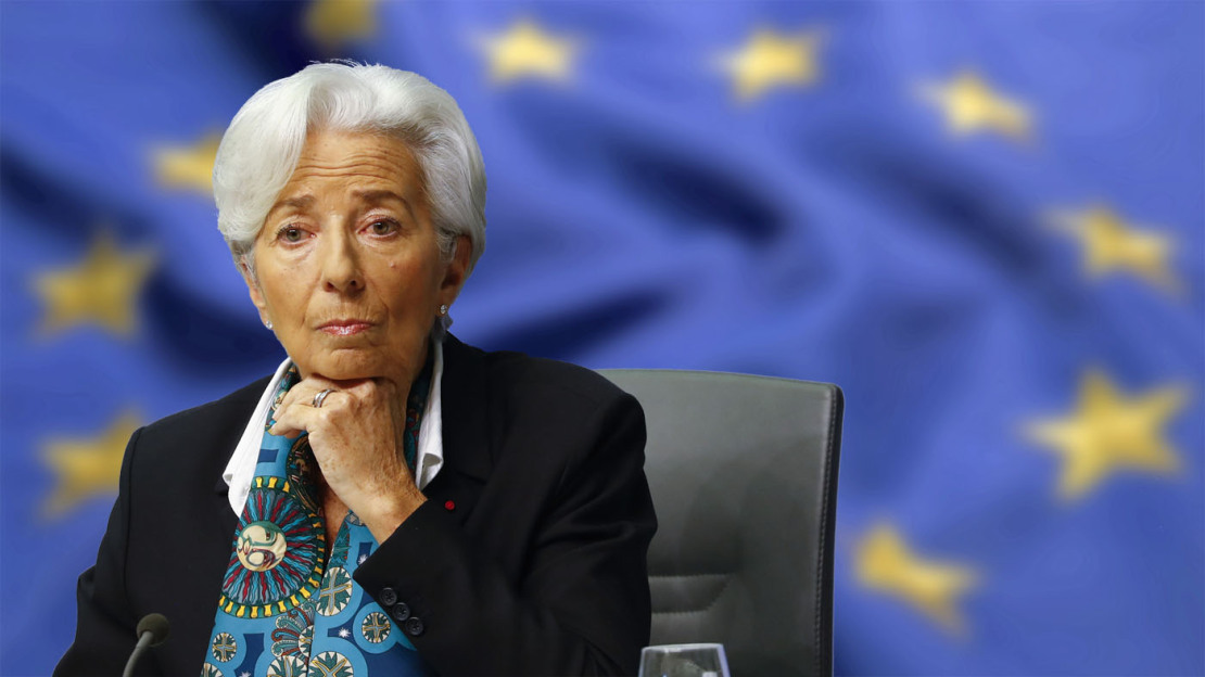 ECB Lagarde Alex Kraus /Bloomberg