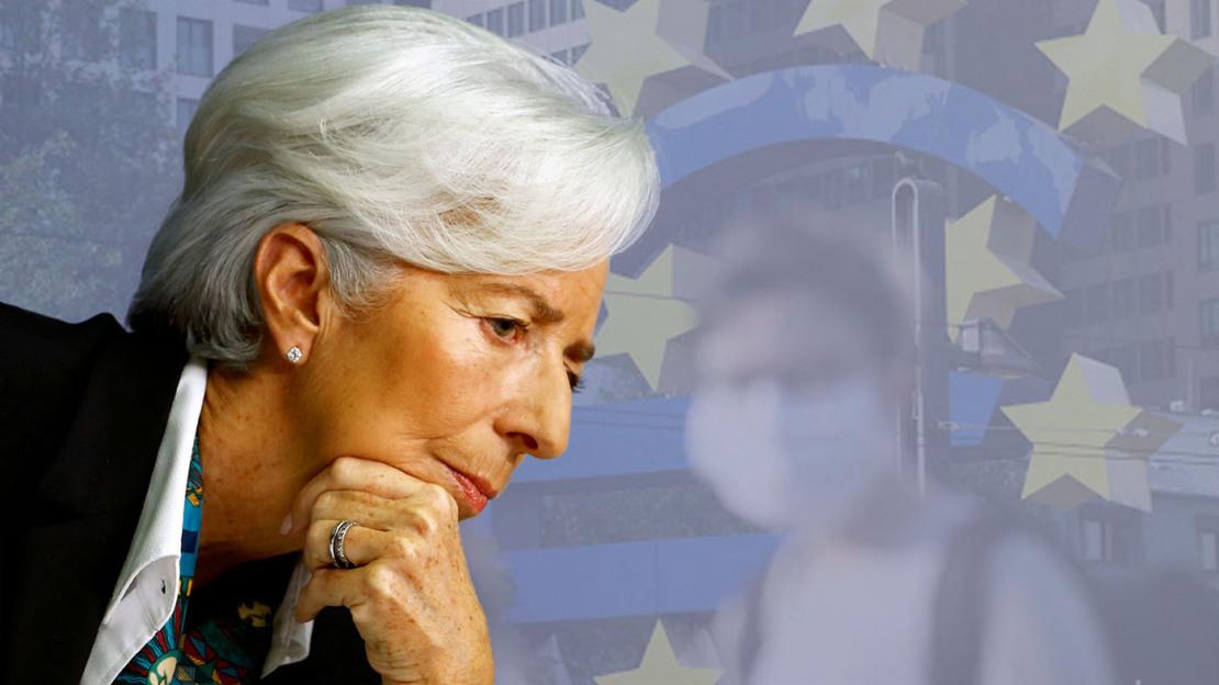 Lagarde Coronavirus EU BCE Crisis