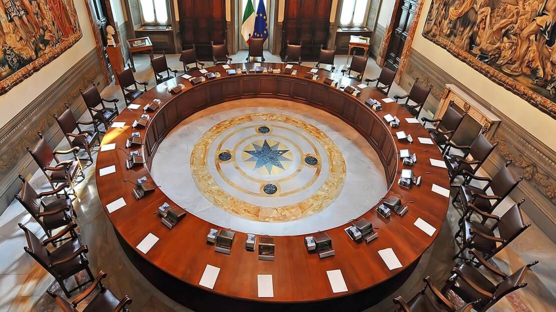 Pubblica Ammistrazione Palazzo Chigi