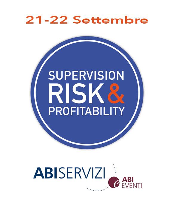 SUPERVISION, RISKS & PROFITABILITY