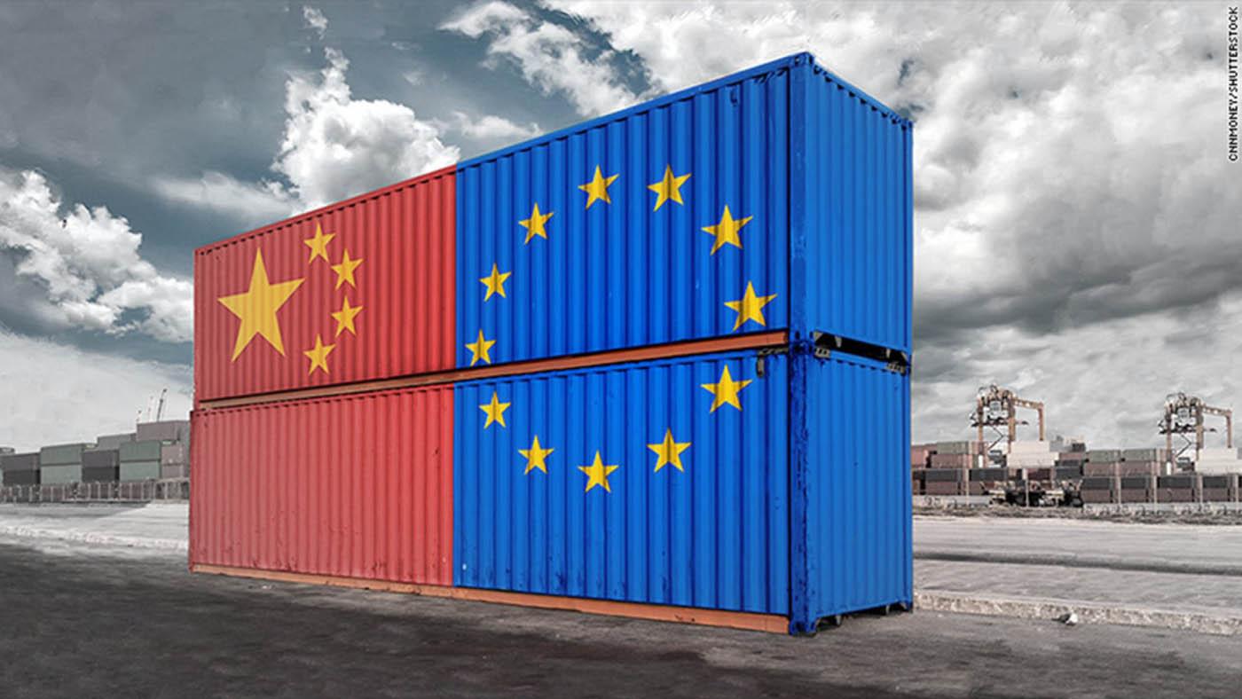 Cina-Europe