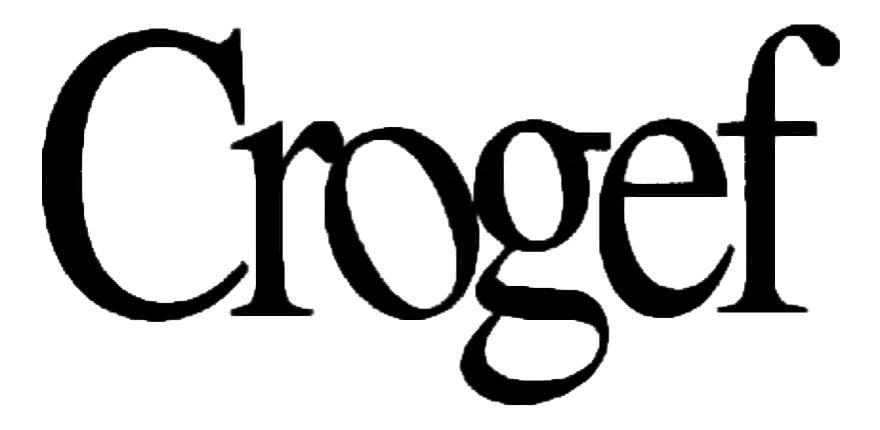 Crogef Logo