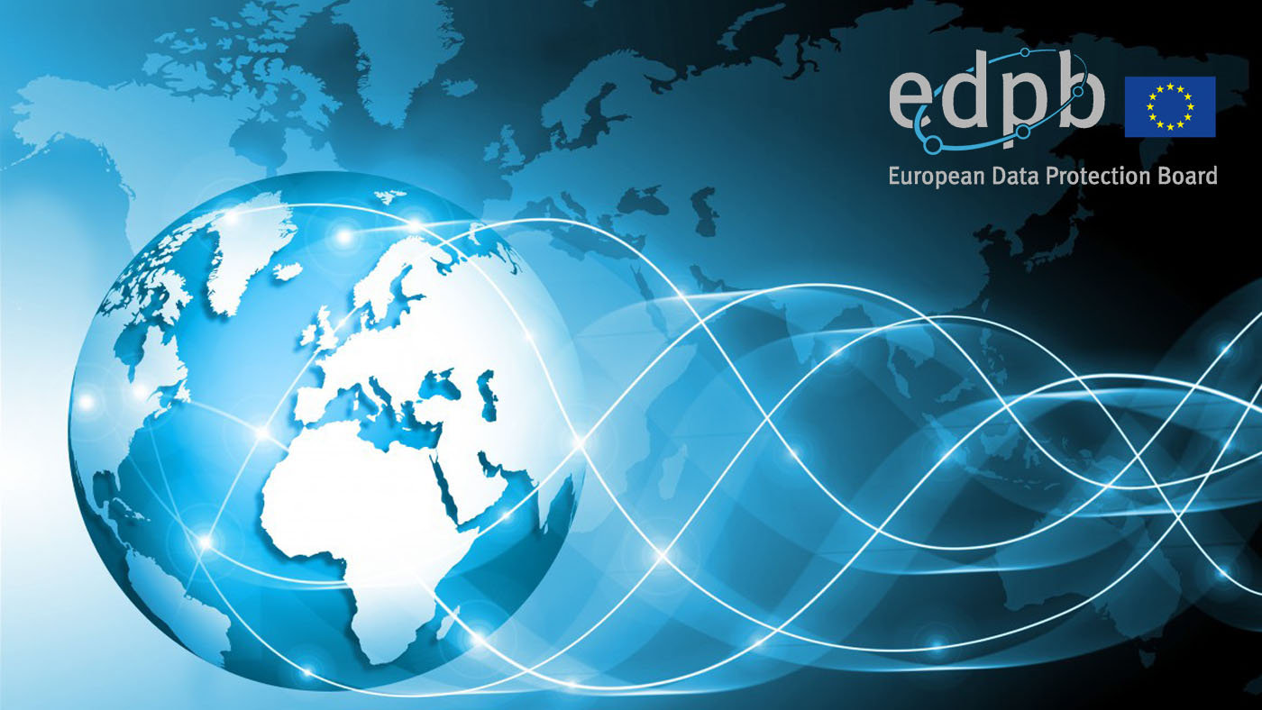 edpb trasferimento dati