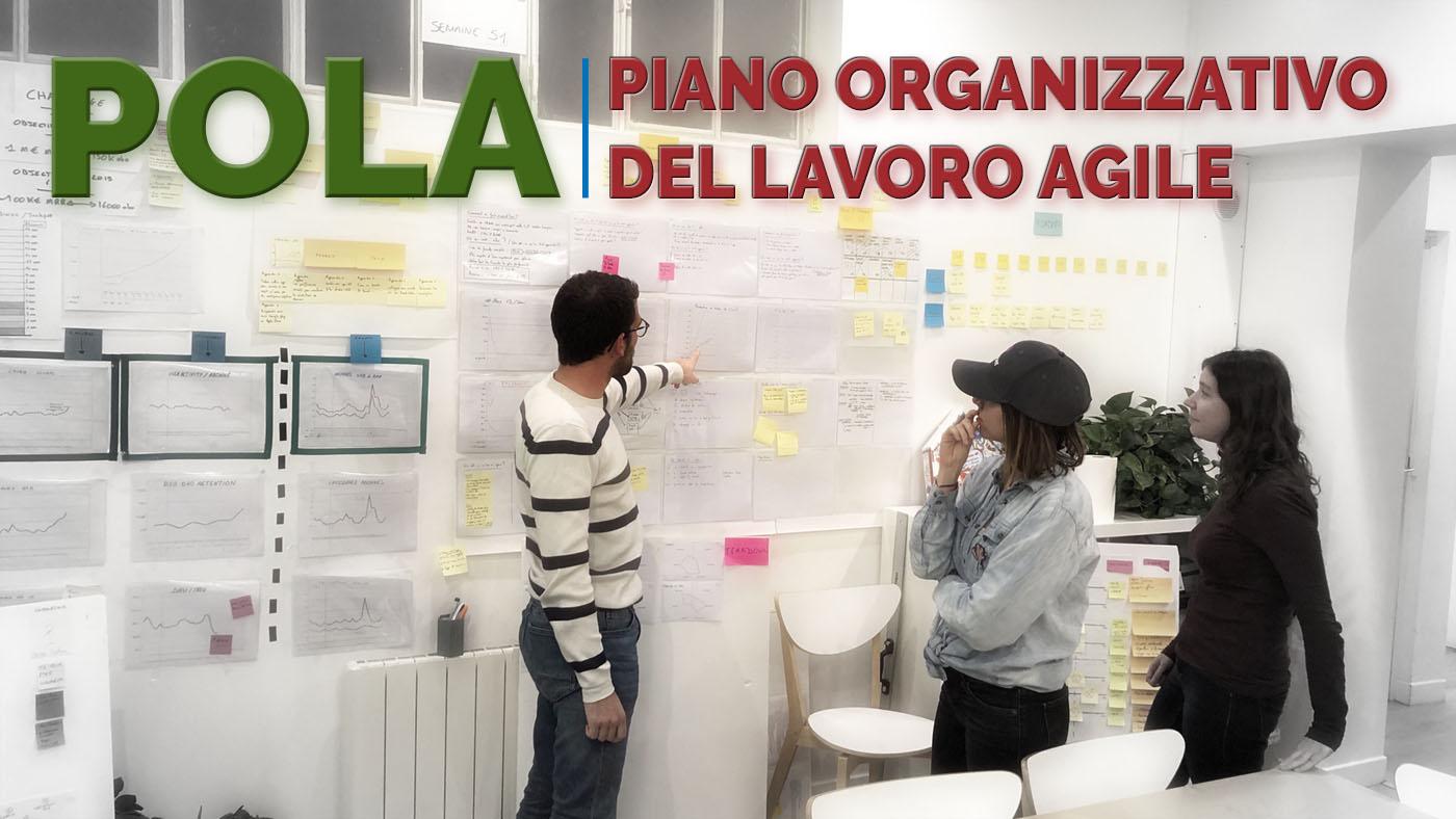 POLA Piano Organizzativo Lavoro Agile