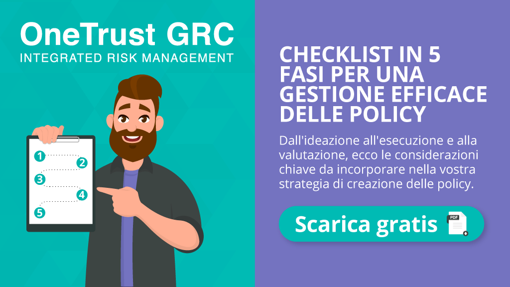 OneTrust-GRC-Policy Management
