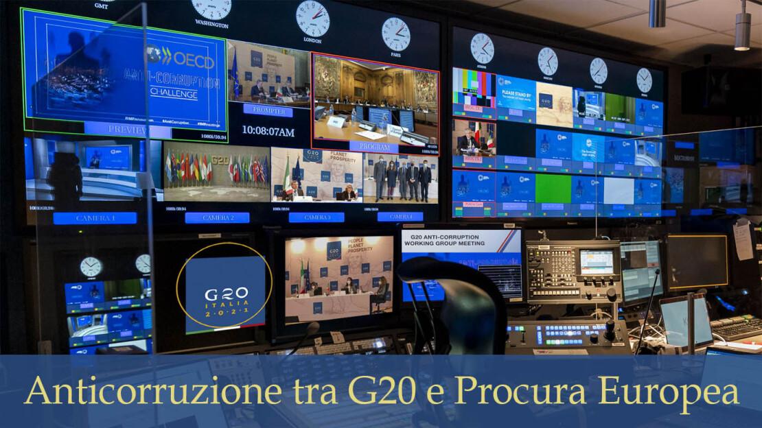 Anticorruzione G20 ACWG Procura Europea
