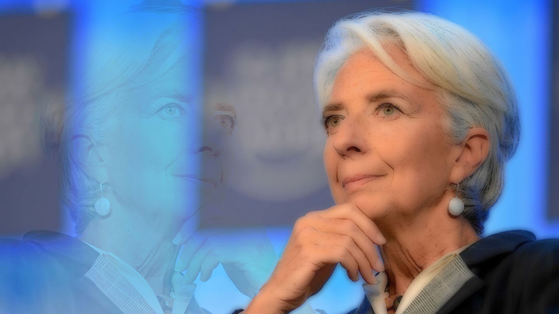 BCE Lagarde Report
