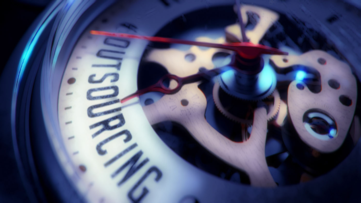 outsourcing banca