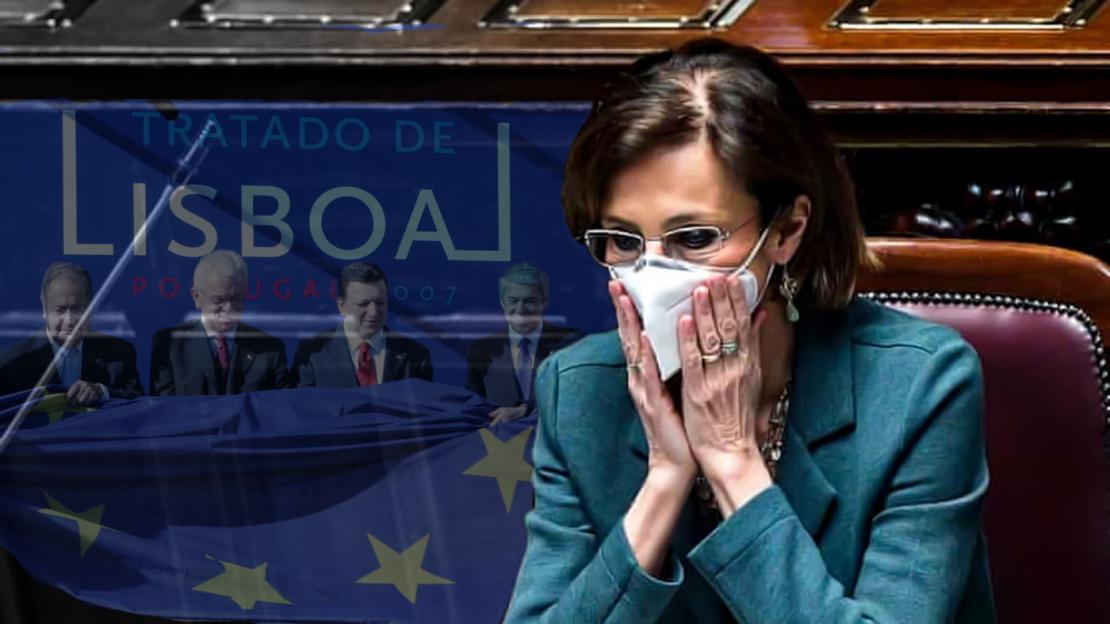 Marta Cartapia Ministro Giustizia Trattato Lisbona