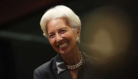 BCE Lagarde Rapporto