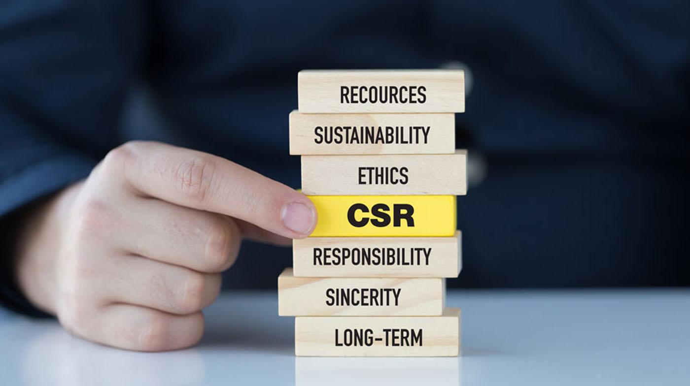 CSR Corporate Social Responsability