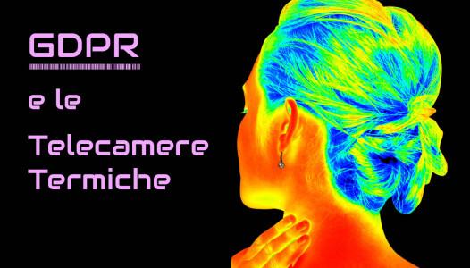 GDPR Telecamere Termiche
