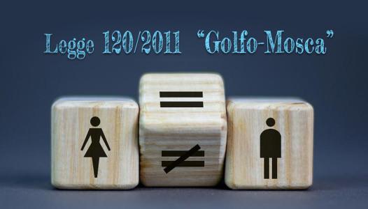Legge 120 2011 Golfo Mosca