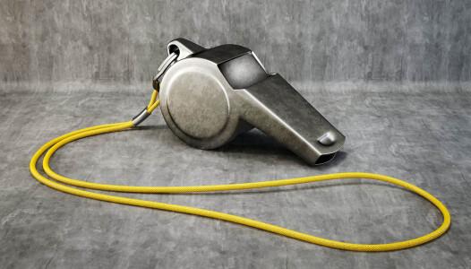 Legge Whistleblowing